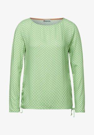 Long sleeved top - grün
