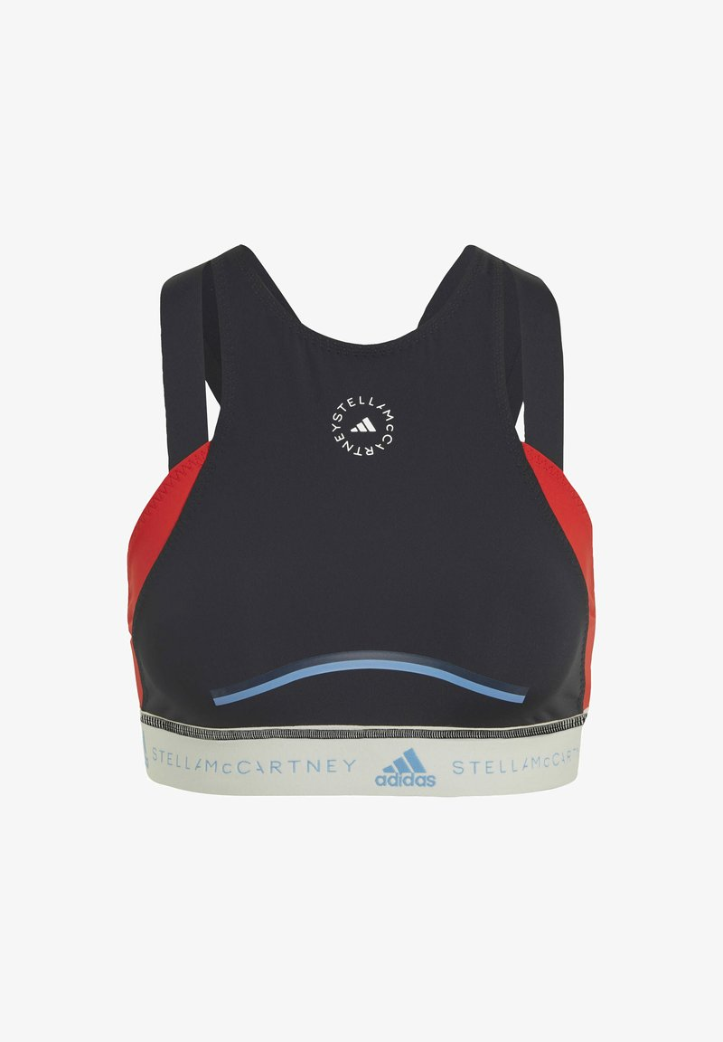 adidas by Stella McCartney - ADIDAS BY STELLA MCCARTNEY BEACHDEFENDER BIKINI TOP - Sports bra - black
