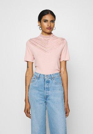 BYTOELLA - T-shirt con stampa - warm rose