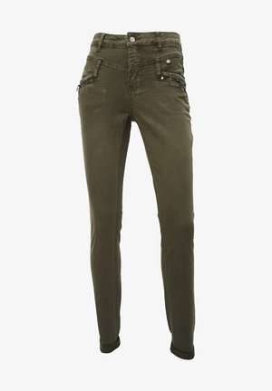 FLORIDA - Trousers - olive