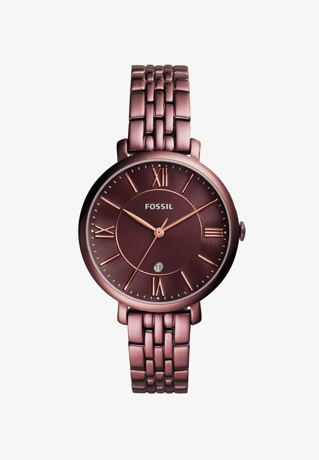JACQUELINE - Watch - red