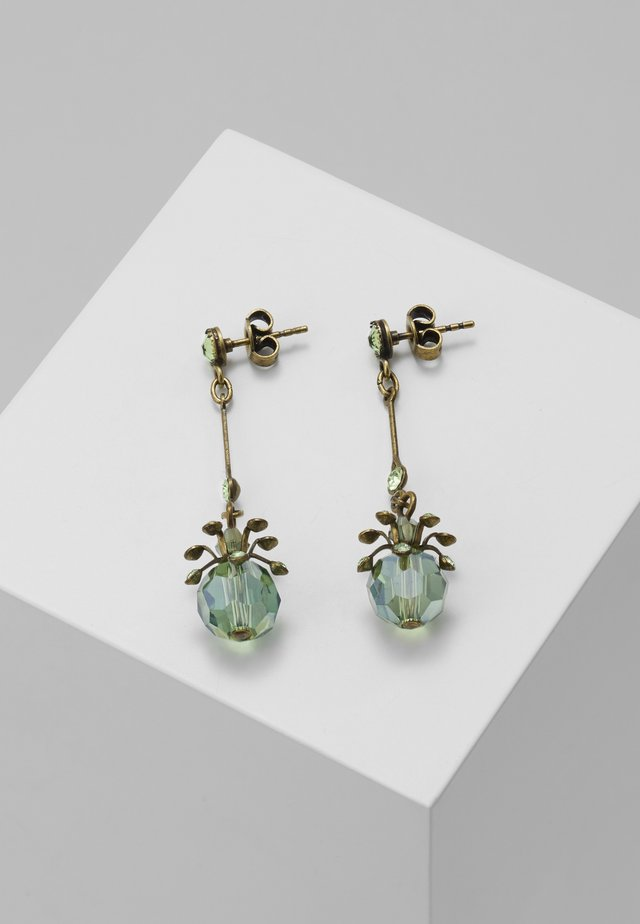 DAILY DESIRES - Pendientes - green