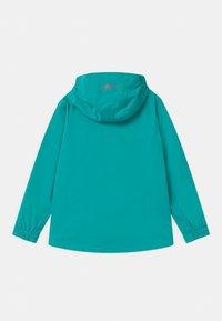 CMP - FIX HOOD - Vodotěsná bunda - turquoise/pink - 1