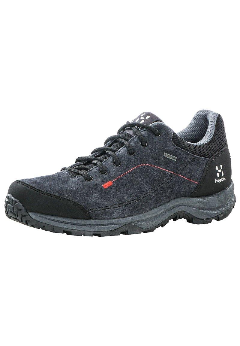 Haglöfs - Hiking shoes - magnetite/true black