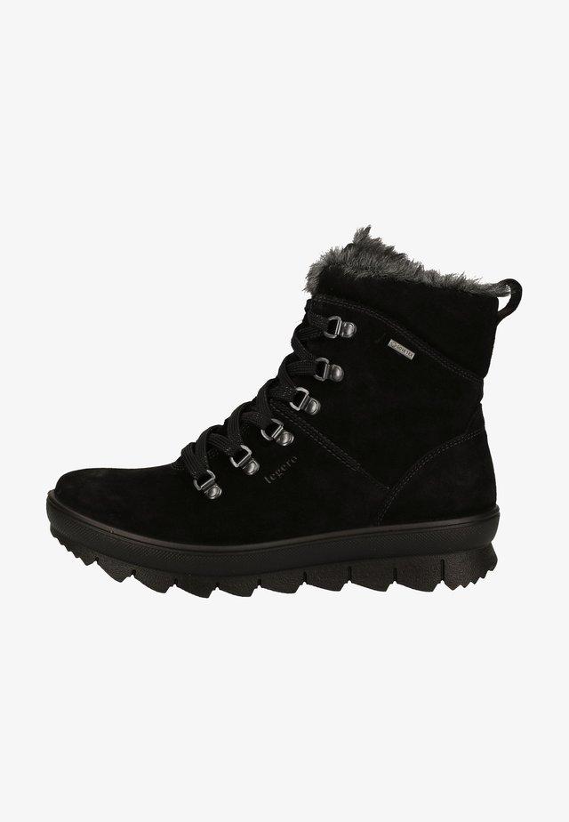 Bottes de neige - schwarz (schwarz)