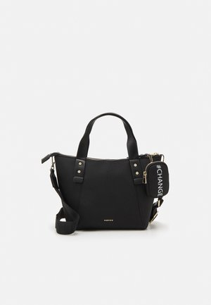 BAG NEIL SET - Kabelka - black