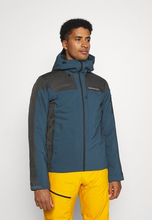 MAROON RACE JACKET - Ski jacket - blue steel