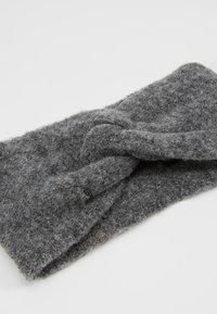 Pieces - Ørevarmere - dark grey melange - 4
