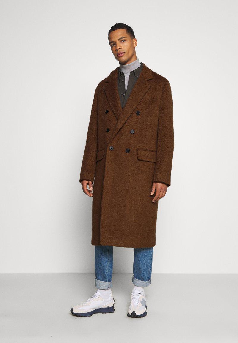 AllSaints - CAMPO - Klassinen takki - clove brown