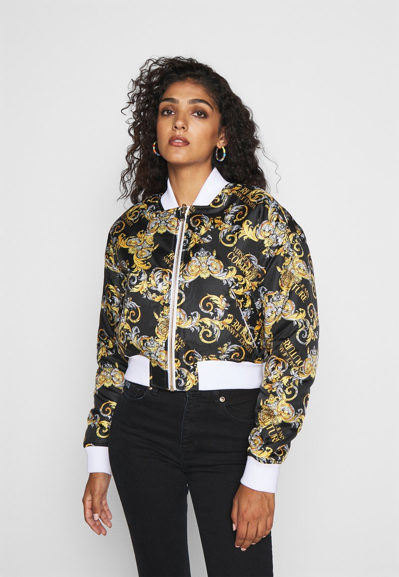 Versace Jeans Couture - Bomber Jacket - nero