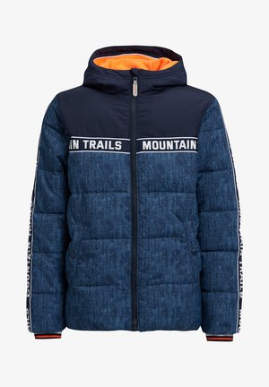 MET CAPUCHON - Winter jacket - blue