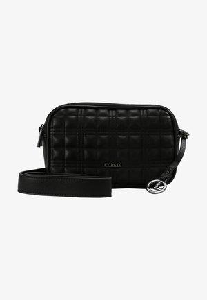 UMHÄNGETASCHE FLEUR - Across body bag - schwarz