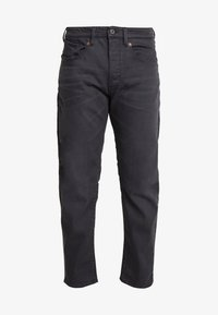 5650 3D RELAXED TAPERED - Relaxed fit jeans - kamden grey stretch denim - dry waxed pebble grey