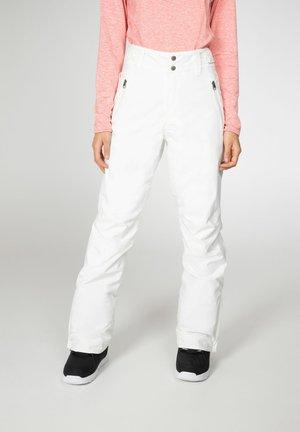 CINNAMON - Snow pants - seashell