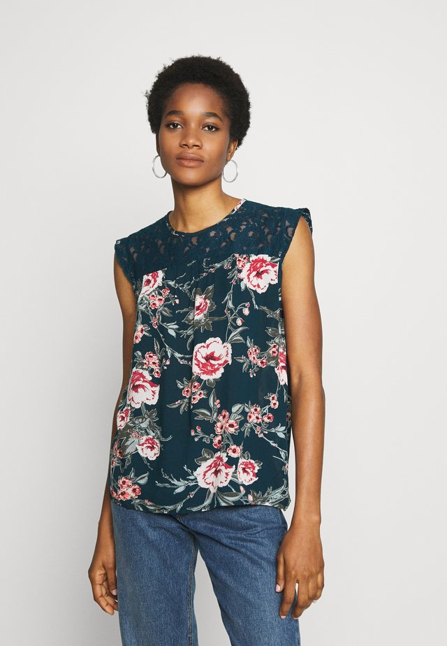 ONLEMMA KARMEN - Blusa - multi-coloured