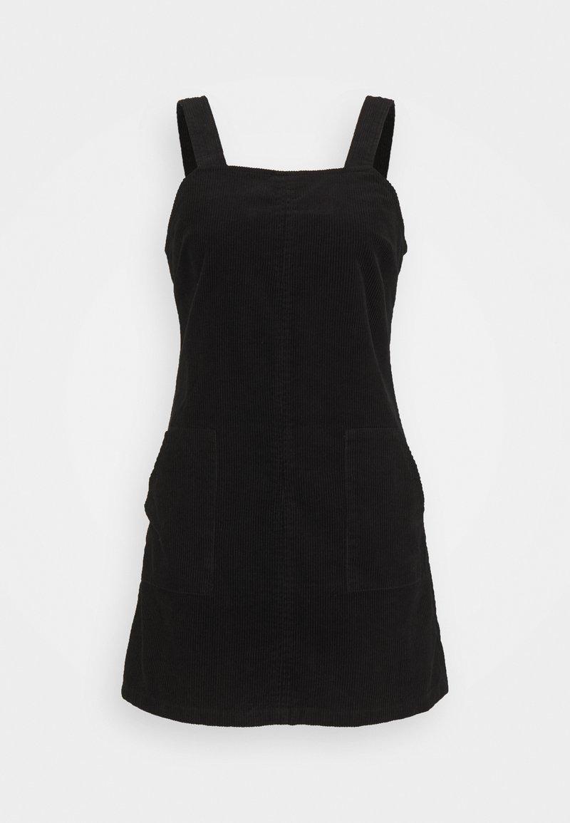 New Look - CLEAN PINNY - Day dress - black