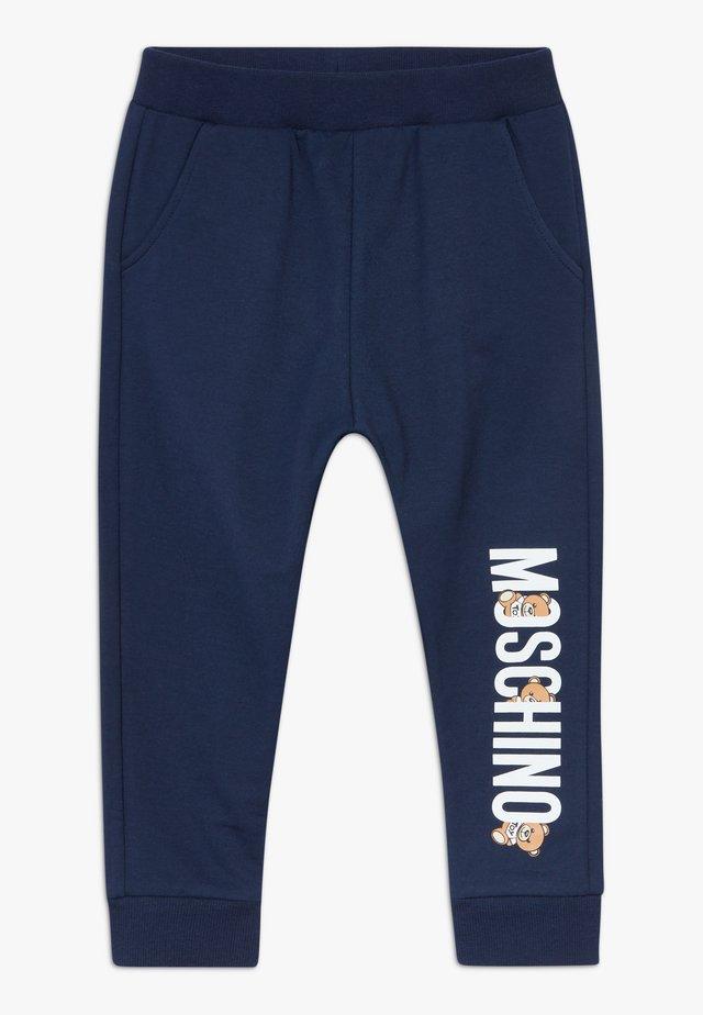 Pantaloni sportivi - navy blue