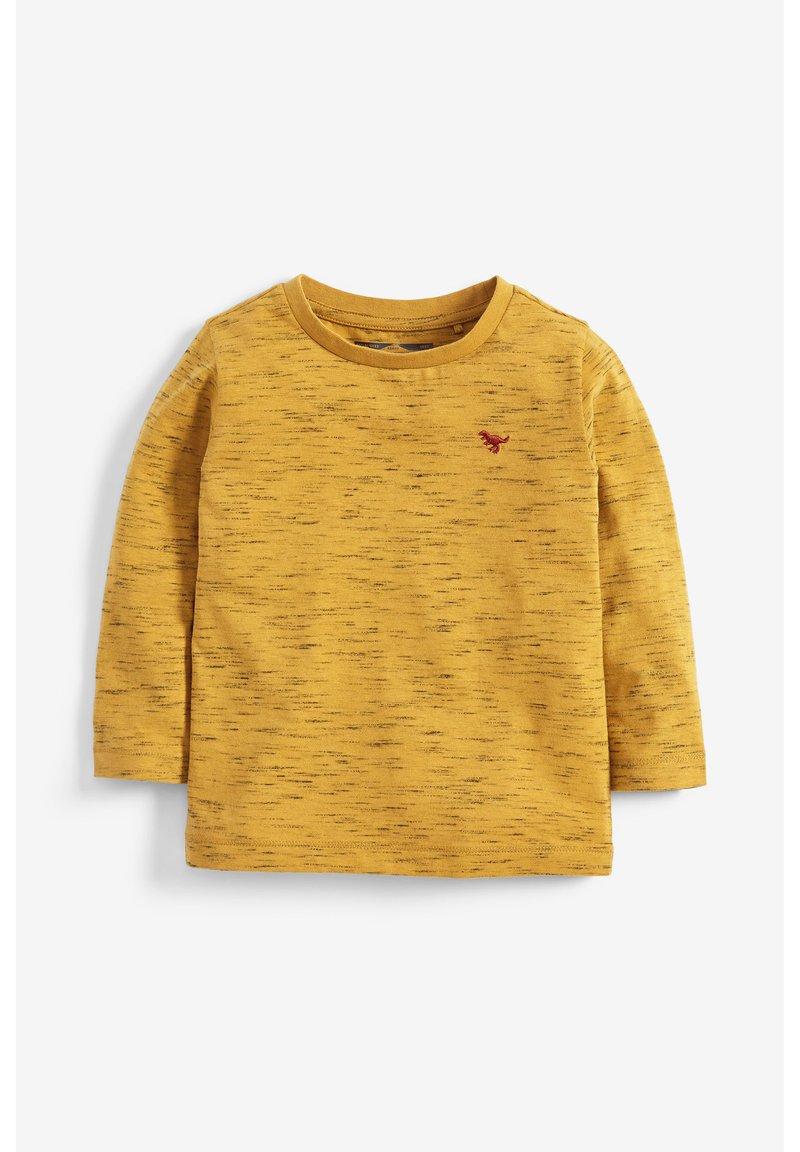 Next - Pitkähihainen paita - yellow