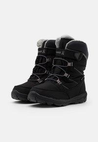 Kamik - STANCE UNISEX - Winter boots - black - 1