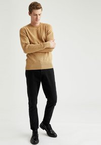 DeFacto - Jumper - brown - 1