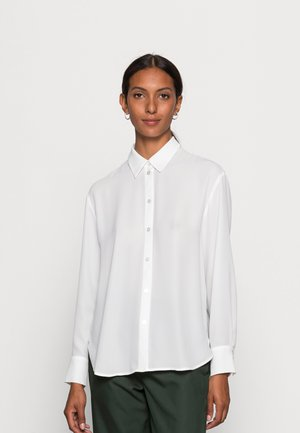 BUSINESS BLOUSE - Button-down blouse -  off-white