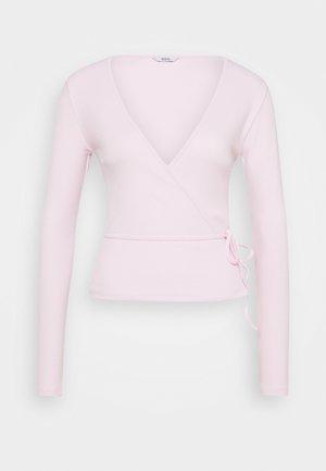 ENALLY - Camiseta de manga larga - lilac snow