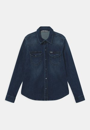 ROHAN - Shirt - dark-blue denim