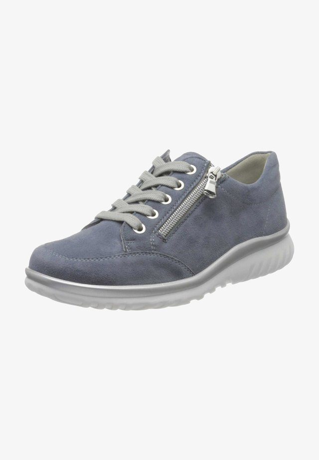 Casual lace-ups - sky