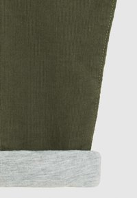 Name it - NMMBABU CORDCETONS PANT - Trousers - thyme - 3