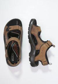 ECCO - OFFROAD - Vandringssandaler - navajo brown - 1