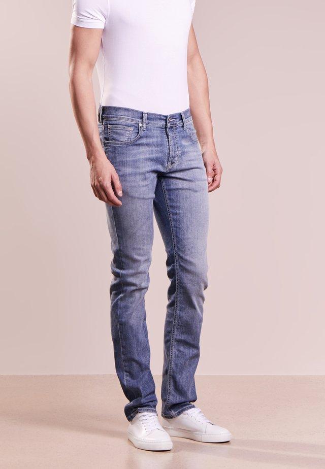 JOHN - Jeans a sigaretta - blue