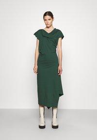 Vivienne Westwood - UTAH DRESS - Jersey dress - green - 0