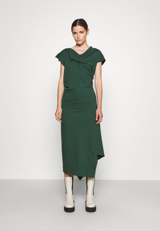 UTAH DRESS - Jerseykjole - green