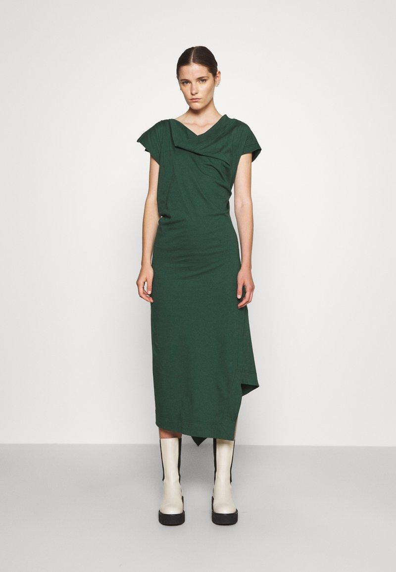 Vivienne Westwood - UTAH DRESS - Jersey dress - green