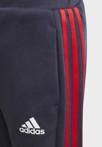 adidas Performance - KNIT JOGGERS - Tracksuit bottoms - blue - 4