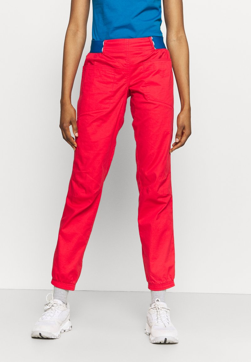 La Sportiva - TUNDRA PANT  - Outdoorové kalhoty - hibiscus/neptune