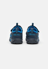 TrollKids - KIDS KRISTIANSAND UNISEX - Chodecké sandály - navy/medium blue - 2