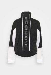 Nike Performance - AIR - Běžecká bunda - black/white - 4