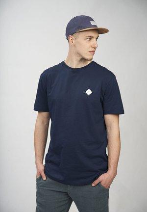 RICHMOND - T-shirt - bas - navy