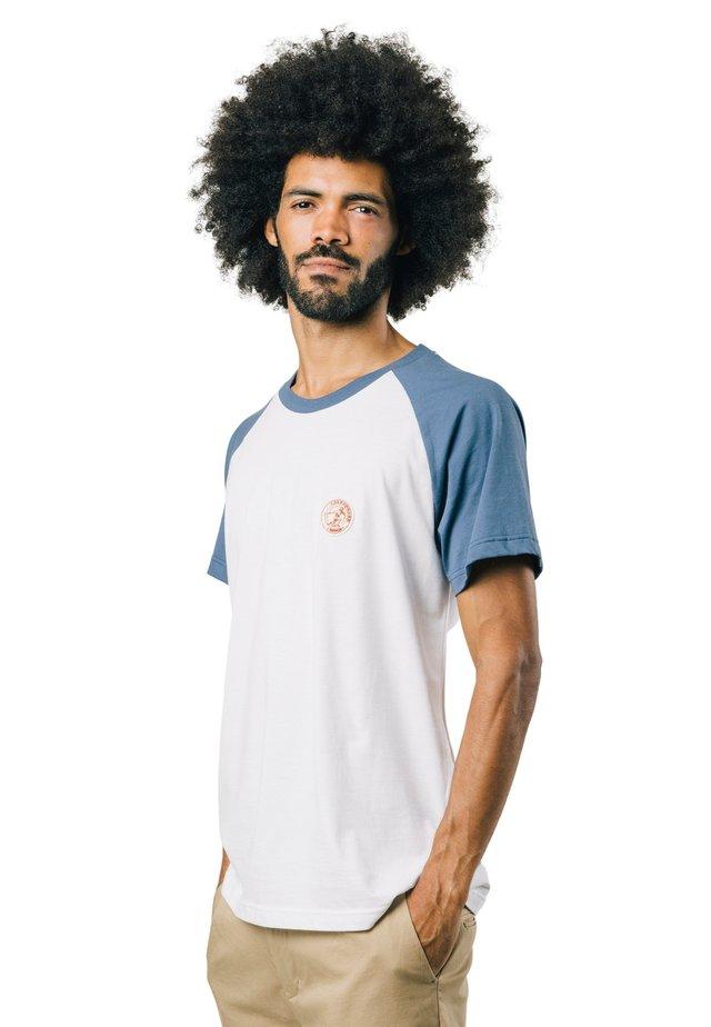 TOKIO BASEBALL CLUB - T-shirt print - white