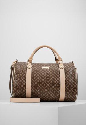 Weekend bag - chocolate