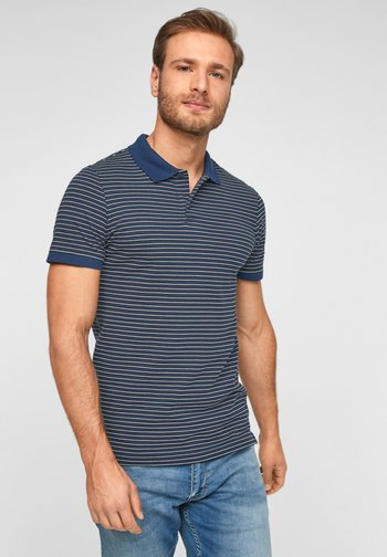 Polo shirt - blue stripes