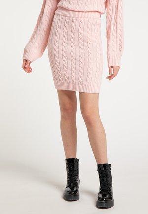 Mini skirt - rosa