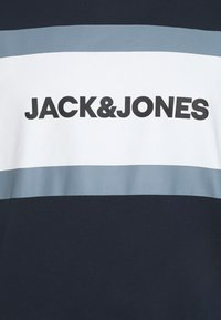 Jack & Jones - JJSHAKE CREW NECK - Sweatshirt - navy blazer - 2