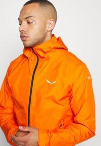 Salewa - PUEZ - Outdoor jacket - red orange - 3