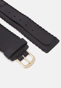 LIU JO - CINTURA BUSTINO - Waist belt - nero - 2