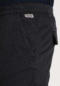 INDICODE JEANS - LEVI PLUS - Pantaloni cargo - black - 3