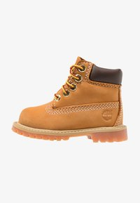 Timberland - 6 IN PREMIUM WP BOOT - Botines con cordones - wheat - 1