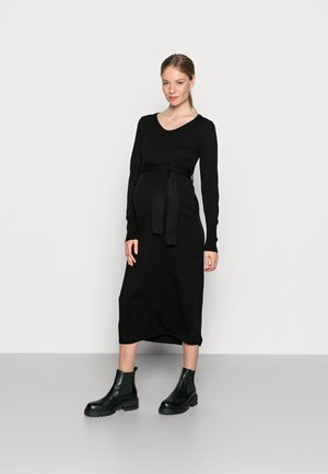 MLALESSANDRA DRESS - Trikoomekko - black