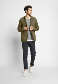Schott - ADAMS - Summer jacket - khaki - 1